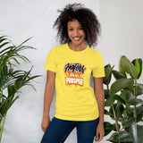 Haters Never Prosper T-Shirt (Orange)