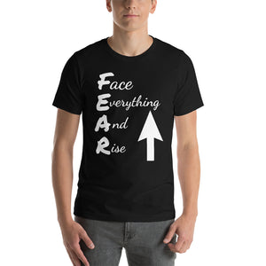 Above Fear T-Shirt (White)