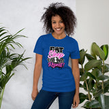 Eat Sleep Grind Repeat T-Shirt (Pink)