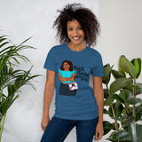 Thick Thighs Save Lives T-Shirt (Foxy)