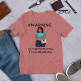 Warning T-Shirt (Foxy)