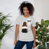 Catch My Drip White Unisex T-Shirt (Coco)