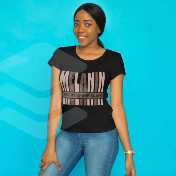 Melanin Slays T-Shirt