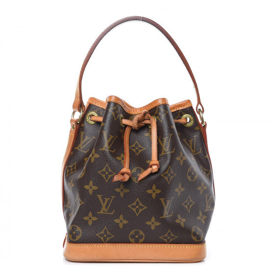Louis Vuitton Monogram Mini Noe Handbag