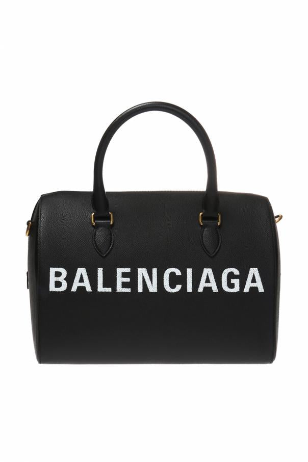 Balenciaga Medium Ville Bowling Bag