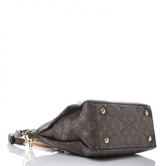 LOUIS VUITTON Monogram Pallas Full Quetsche