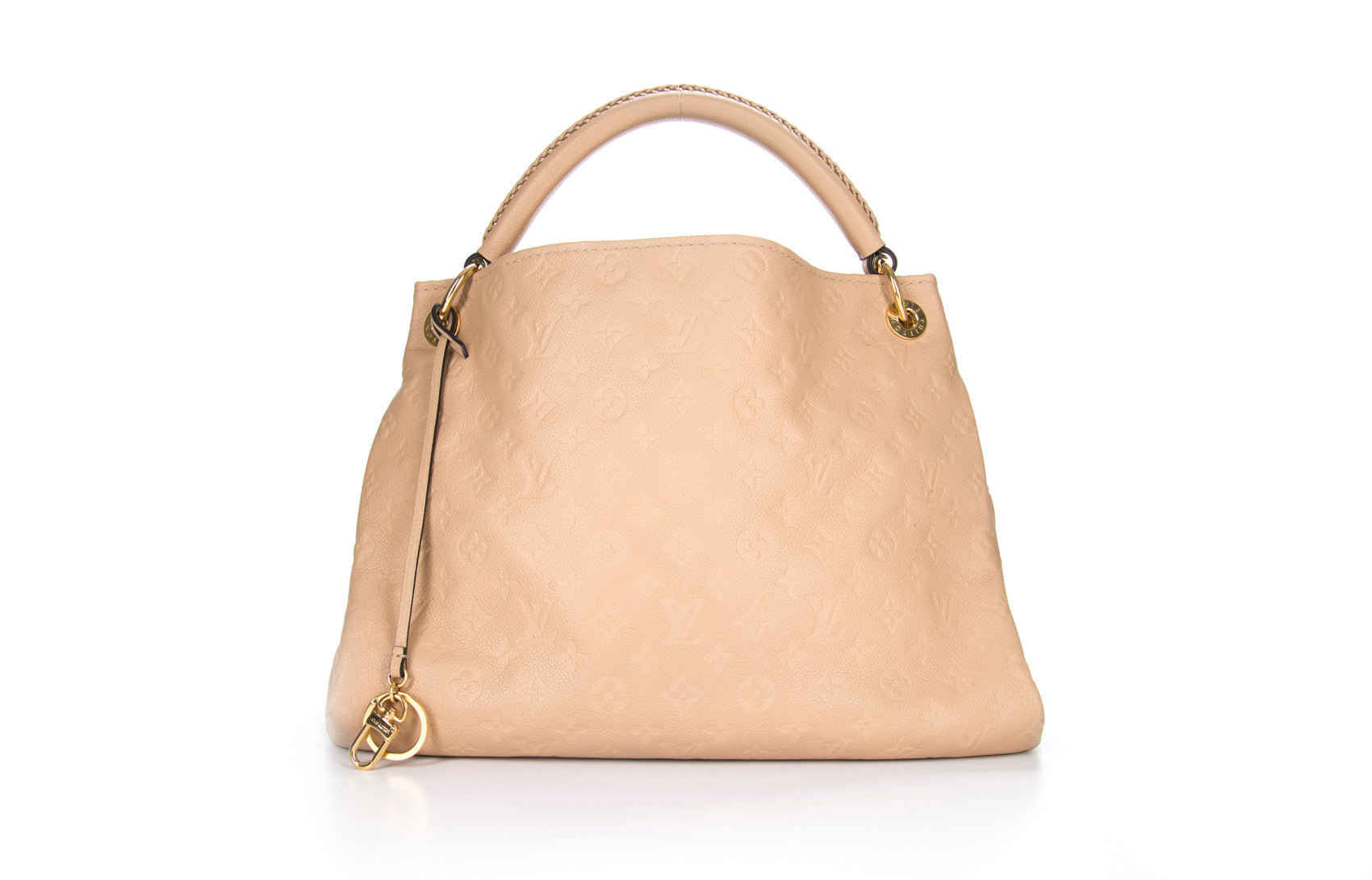 Louis Vuitton Artsy Beige Rose MM