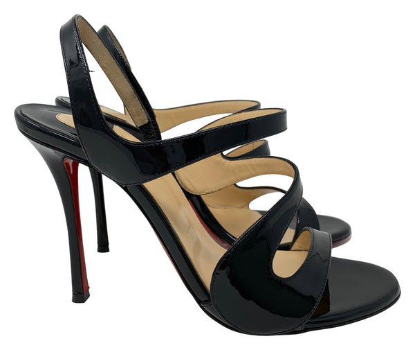 Christian Louboutin sandals size 37.5