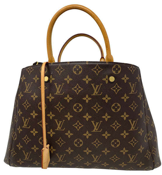 Louis Vuitton Montaigne GM handbag