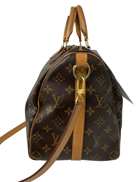 Louis Vuitton Speedy 35 Bandoliere Monogram