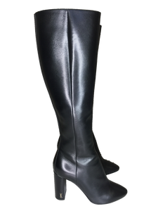 YSL Knee High Boots