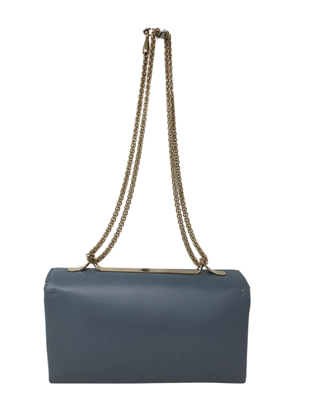 Valentino baby blue Rockstud Chain Bag