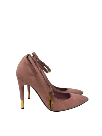 Tom Ford Blush Heels