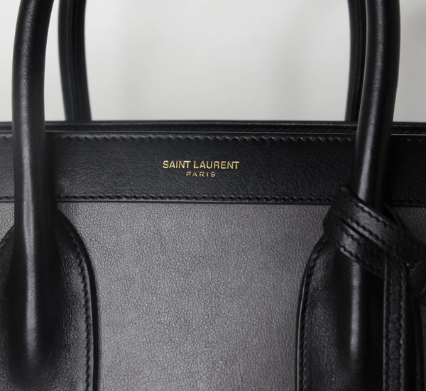 Saint Laurent Classic Sac De Jour two tone