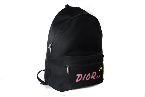 Dior x KAWS backpack