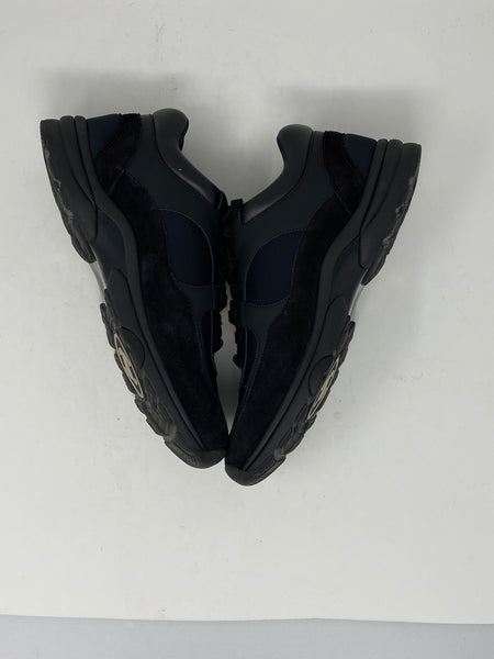 Chanel Black Sneakers size 41
