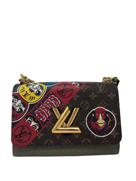 Louis Vuitton Kabuki Twist MM limited edition handbag