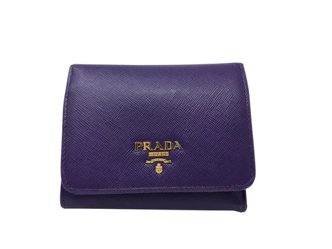 Prada French Wallet