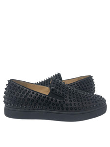 Christian Louboutin Stud Slip on Sneakers size 42