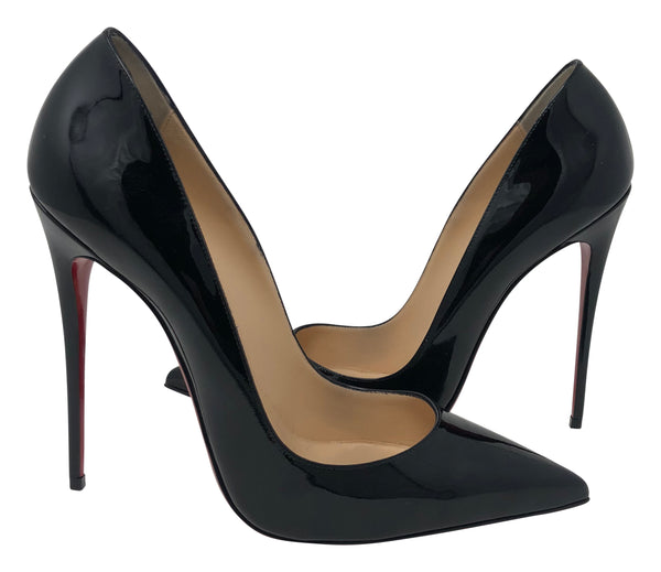 Christian Louboutin So Kates Black size 42