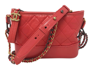 Chanel Small Gabrielle handbag pink