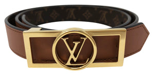 Louis Vuitton Dauphine Belt 25mm