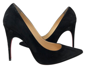Christian Louboutin Suede Heels size 39