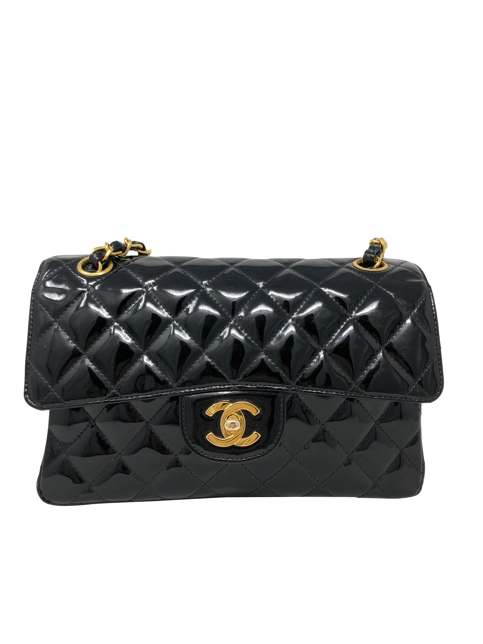 Chanel Double Side Flap Bag Small
