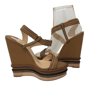 Christian Louboutin Wedges size 38