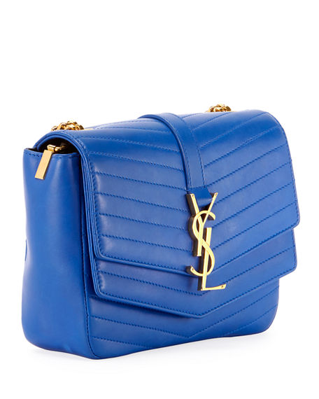 Saint Laurent Suplice Crossbody Bag