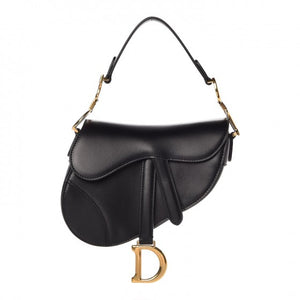 Dior mini saddle bag