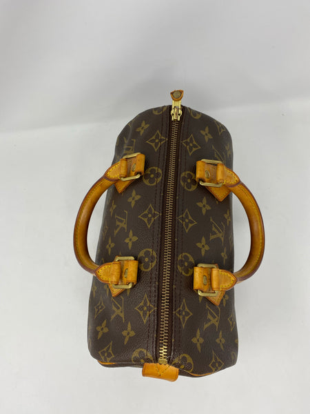 Louis Vuitton Speedy 25 Monogram Canvas
