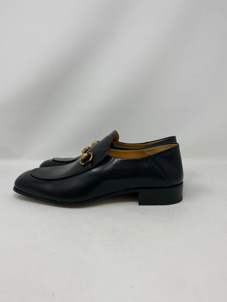 Gucci Horsebit Loafer size 9US black
