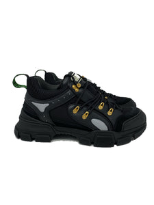 Gucci Flashtrek Sneakers size US 9.5 black