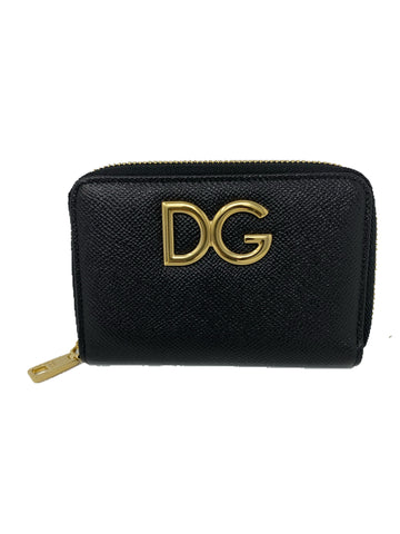 Dolce and Gabbana Zip Around Wallet Mini