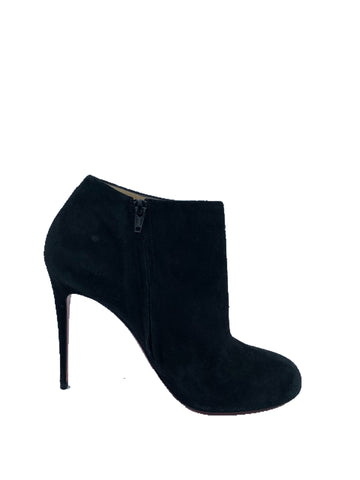 Christian Louboutin Suede Ankle Boots US/8 EU/39