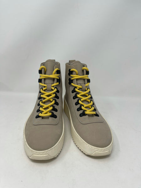 Fear Of God Suede Grey Ankle Boots size 37