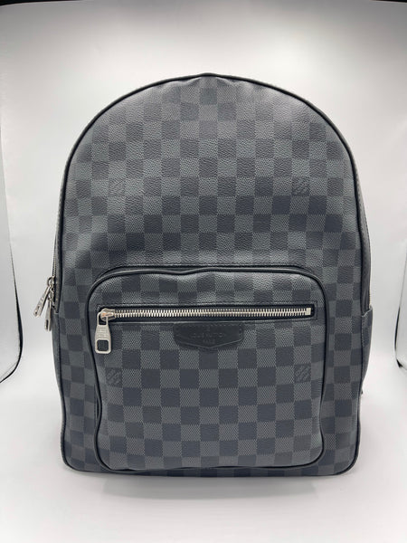 Louis Vuitton Damier Graphite Josh Backpack
