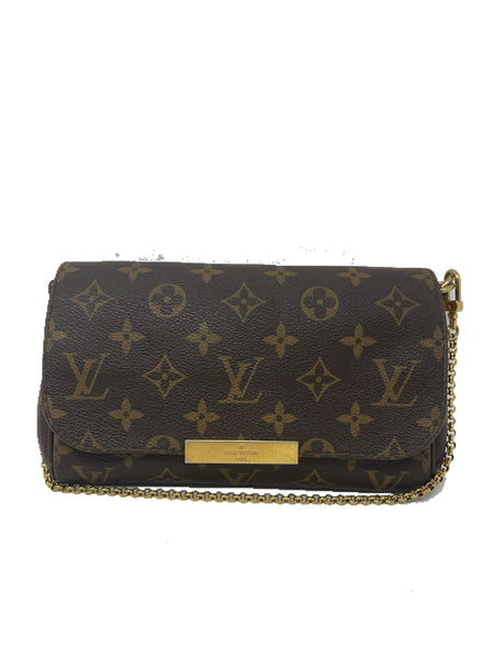 Louis Vuitton Favorite PM monogram canvas