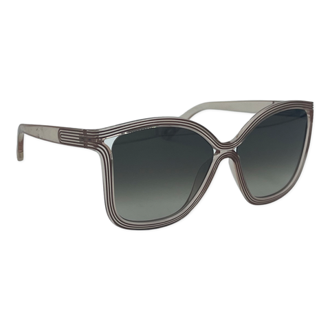 Chloe CE737S Oversized Cat Eye Sunglasses
