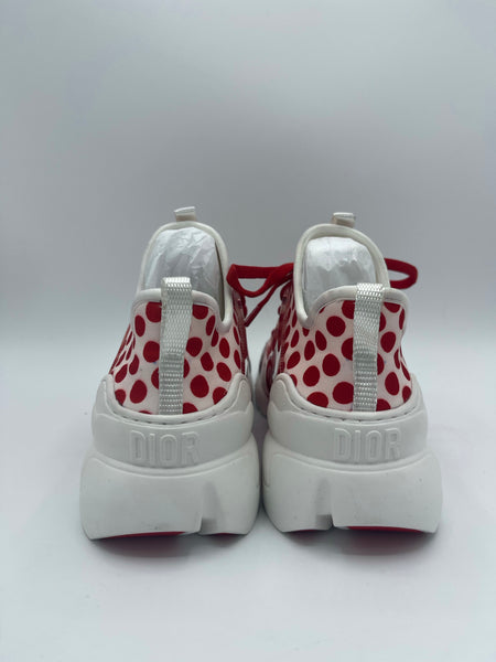 Dior D-Connect Sneaker Dioramour Capsule Size 38