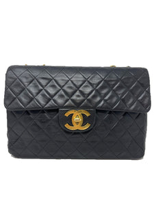 Chanel Vintage Maxi Single Flap