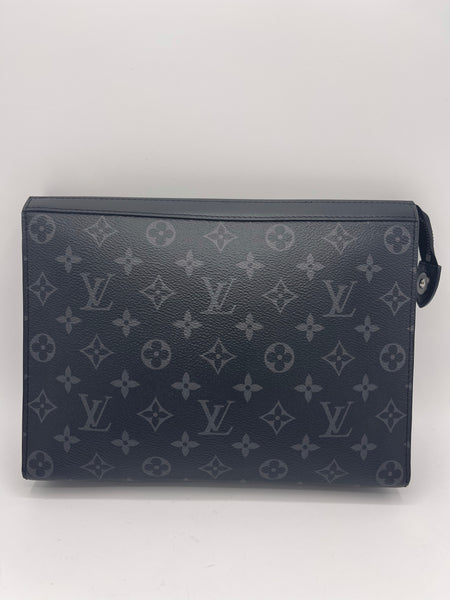 Louis Vuitton Pochette Voyage MM Monogram Eclipse