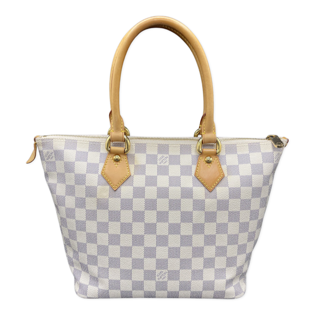 Louis Vuitton Saleya PM Damier Azur
