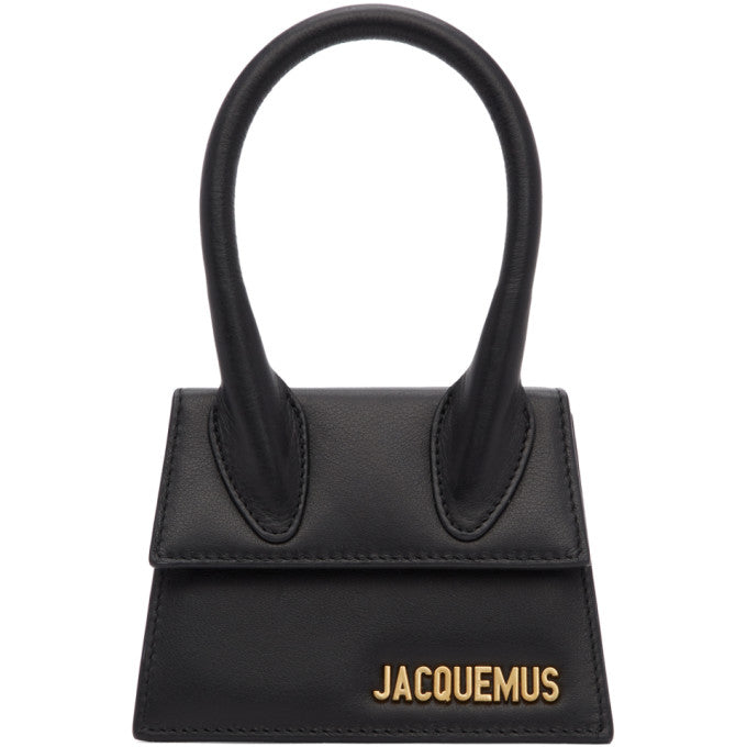 Jacquemus Le Chiquito Black Leather handbag