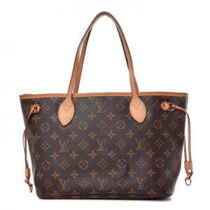 Louis Vuitton Monogram Neo Neverfull PM Pivoine