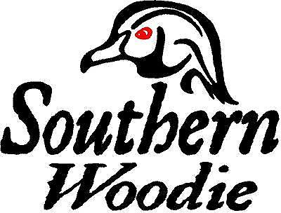 Southern Woodie custom decal