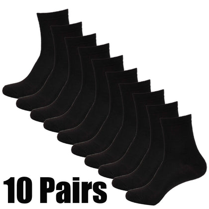 10 Pairs Lot 2020 High Quality 100% Cotton Socks  LootDash
