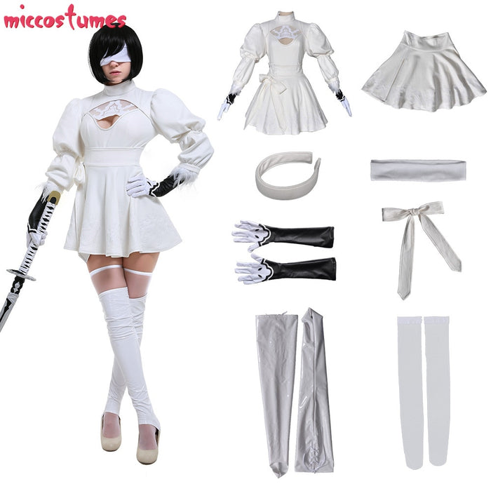 Soulcalibur Cosplay Costume Full Set
