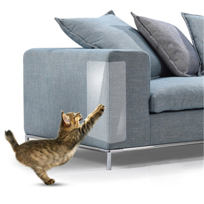 2PCS/Pack Cat Claw Sofa Anti scratch Cloth Sofa Protector Cat Scratching Guard Furniture Protection Set S/M/L